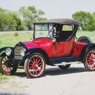 1915 Overland Model 80R Roadster  classic car