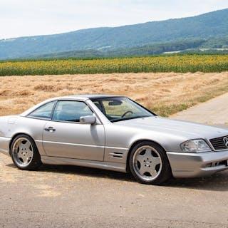 1997 Mercedes-Benz SL 60 AMG  classic car