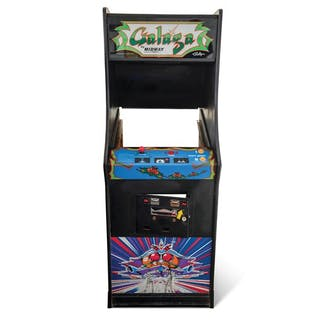 Galaga Arcade Game by Midway (Project) classic car
