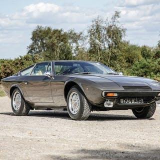 1976 Maserati Khamsin by Bertone classic car