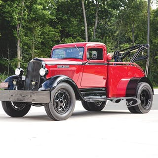 1933 Dodge Brothers H44 Tow Truck  classic car