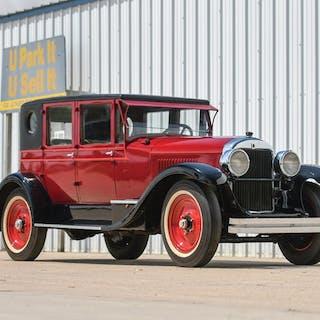 1926 Cadillac Series 314 Limousine Sedan  classic car