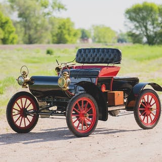 1904 Oldsmobile Model 6C 'Curved-Dash' Runabout  classic car