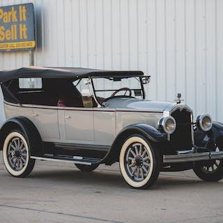 1925 Buick Model 25S Standard Six Sport Touring  classic car