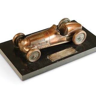 Mercedes-Benz Grand Prix Rennwagen Award classic car