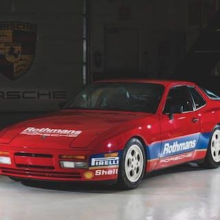 1988 Porsche Rothmans 944 Turbo Cup  classic car