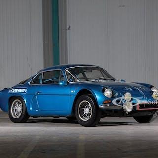 1971 Alpine-Renault A110 1600 S  classic car