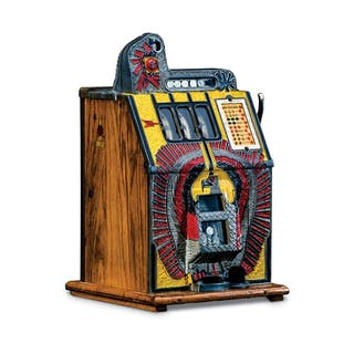 b3e789c448 Slot machine – Auction – All auctions on Barnebys.com