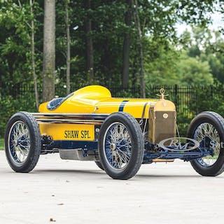 "1917 Hudson ""Shaw Special""  classic car"