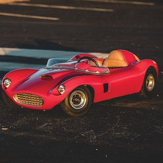 Ferrari Junior classic car