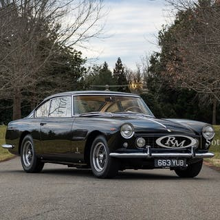 1962 Ferrari 250 GTE 2+2 Series II 'Hot Rod'  classic car