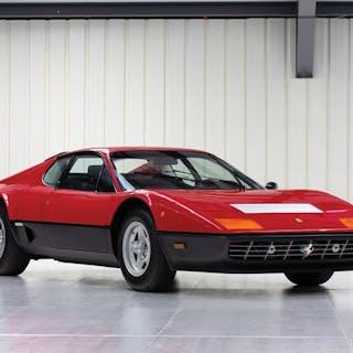 1981 Ferrari 512 BB  classic car