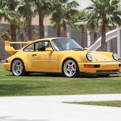 1993 Porsche 911 Carrera RSR 3.8  classic car