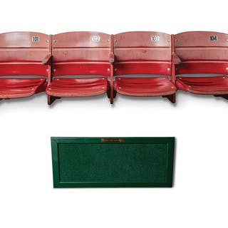 Cinergy Field Astroturf and Stadium Seats, 101-104 classic car