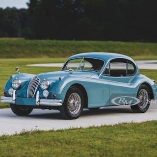 1955 Jaguar XK 140 MC Fixed Head Coupe  classic car