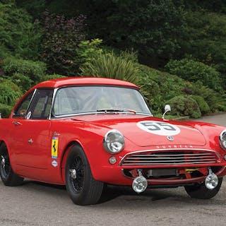 1961 Sunbeam Harrington Alpine NART Coupe  classic car