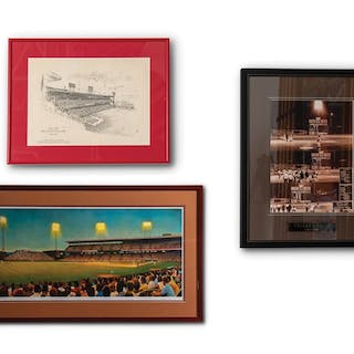 Crosley Field Framed Prints and Photographs classic car