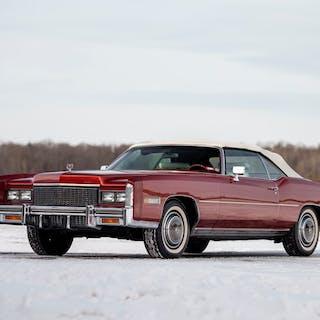 1976 Cadillac Eldorado  classic car