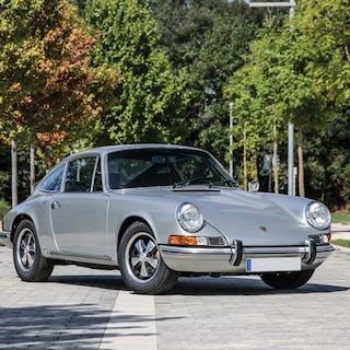 1972 Porsche 911 2.4 T  classic car