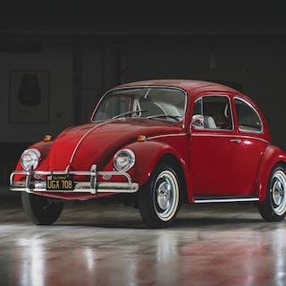 1967 Volkswagen Beetle Deluxe Sedan  classic car