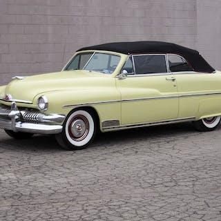 1951 Mercury Convertible  classic car