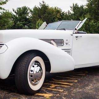 1936 Cord Phaeton Replica  classic car