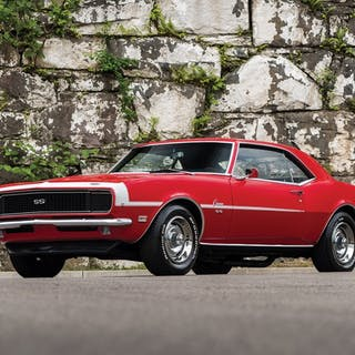 1968 Chevrolet Camaro RS Coupe  classic car