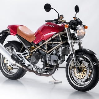 1996 Ducati Monster 900 Club Italia  classic car