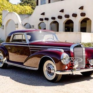 1956 Mercedes-Benz 300 Sc Coupe  classic car