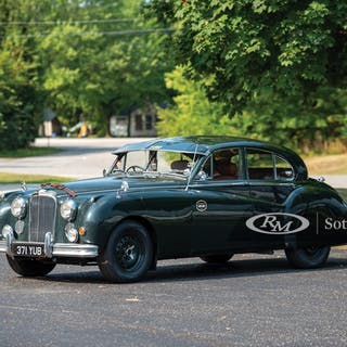 1956 Jaguar Mark VII M  classic car