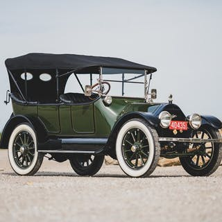 1914 Cadillac Model 30 Five-Passenger Touring  classic car