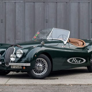 1950 Jaguar XK 120 Roadster  classic car