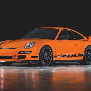 2007 Porsche 911 GT3 RS  classic car