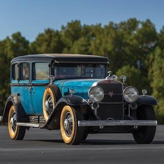 1931 Cadillac V-16 Seven-Passenger Imperial Sedan by Fleetwood classic car