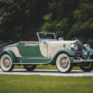 1928 Elcar Model 8-91 Roadster  classic car