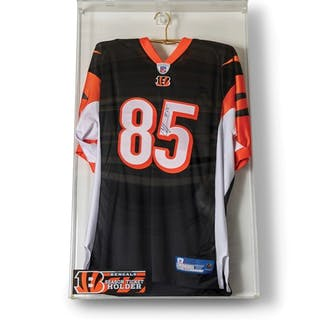 Chad Johnson Cincinatti Bengals Autographed Jersey classic car