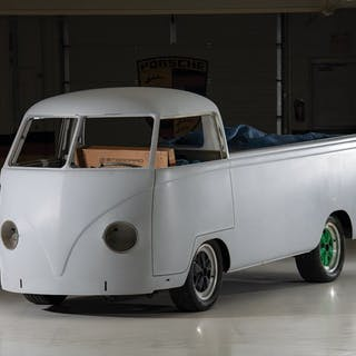 1961 Volkswagen Type 2 Single-Cab Pickup Project  classic car