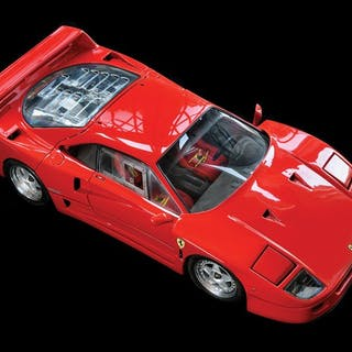 Ferrari F40 1:8 Scale Model classic car