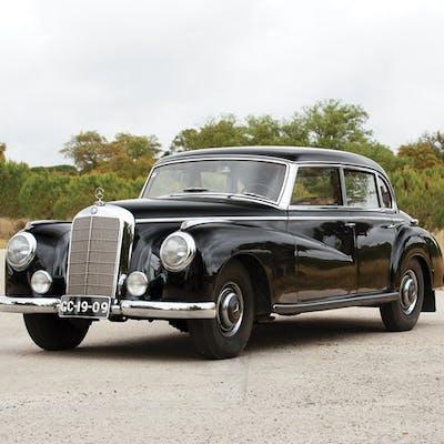 1952 Mercedes-Benz 300 Sedan  classic car