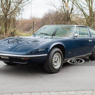 1970 Maserati Indy 4.2  classic car