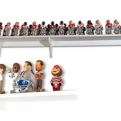 Ohio State Buckeyes Bobble Heads and Collectibles classic car