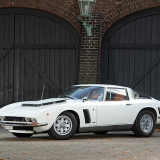 1973 Iso Grifo GL Series II  classic car