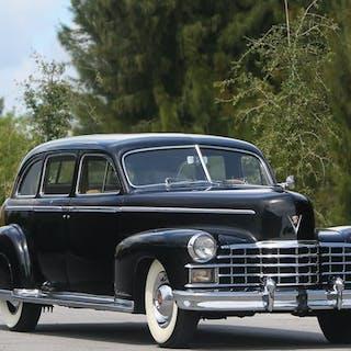 1948 Cadillac Series 75 Fleetwood Seven-Passenger Imperial Limousine