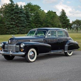 1941 Cadillac Series 60S Sedan by Fleetwood classic car