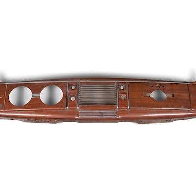 1937-1939 Ford Dashboard classic car