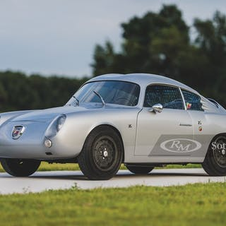 1960 Fiat-Abarth 750 GT 'Double Bubble' Zagato classic car