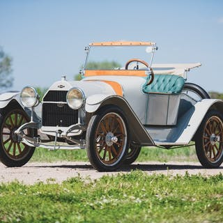 1915 Chevrolet Model H-3 Amesbury Special Roadster  classic car