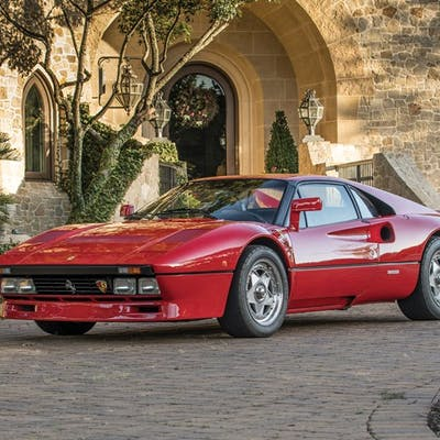 1985 Ferrari 288 GTO  classic car