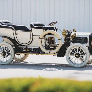 1906 White Model F Steam Touring  classic car