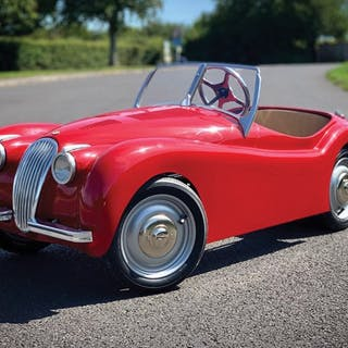 Jaguar XK 120 Children's Car classic car